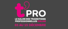 T'Pro - Le salon online des transitions professionnelles